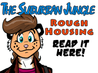 Suburban Jungle (Rough Housing), by The Gneech